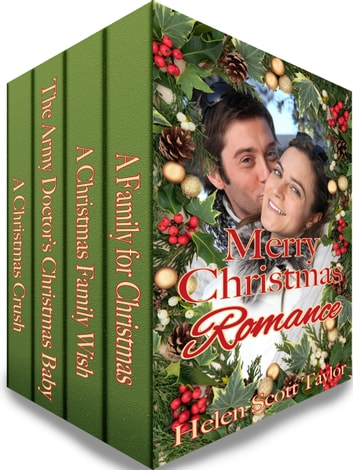 Merry Christmas Romance Ebook Di Helen Scott Taylor 1230000754439