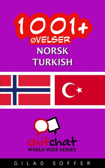 1001+ øvelser norsk - Turkish ebook by Gilad Soffer