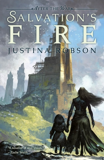 Salvation's Fire ebook by Justina Robson