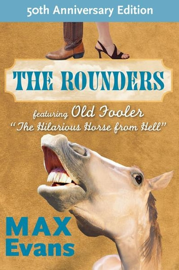 The Rounders ebook by Max Evans
