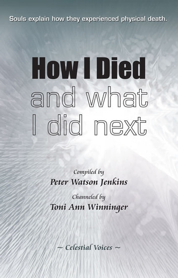 How I Died (and what I did next) ebook by Peter Watson Jenkins