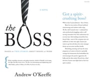 The Boss ebook by Andrew O'Keefe