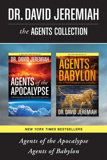 The Agents Collection Agents Of The Apocalypse Agents Of Babylon