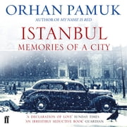 Istanbul audiobook by Orhan Pamuk