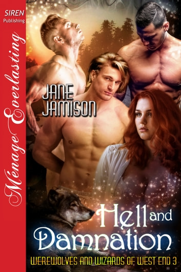 Hell and Damnation ebook by Jane Jamison