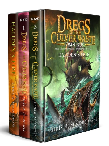 Dregs of the Culver Waste Omnibus - Dregs of the Culver Waste ebook by Chris R. Sendrowski