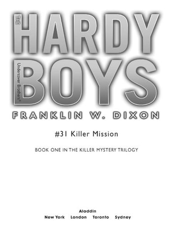 Killer Mission - Book One in the Killer Mystery Trilogy ebook by Franklin W. Dixon