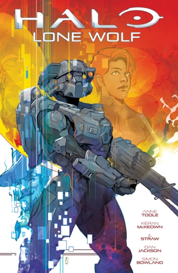 Halo: Lone Wolf ebook by Anne Toole