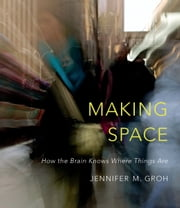 Making Space - How the Brain Knows Where Things Are ebook by Jennifer M. Groh