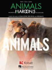 Animals Sheet Music ebook by Maroon 5
