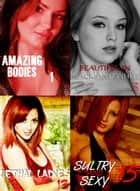 The Ultimate Sexy Girls Compilation 1 - Four books in one ebook by Cecilia Blackman, Athena Watson, Emma Gallant