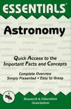 Astronomy Essentials ebook by Charles Brass