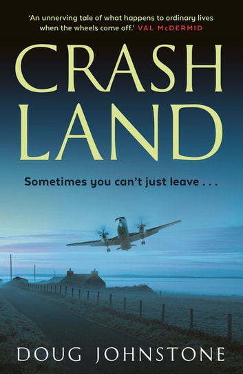 Crash Land 電子書 by Doug Johnstone