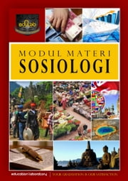EDULAB MODUL MATERI SOSIOLOGI ebook by Education Laboratory