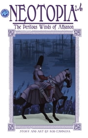 Neotopia Volume 2: The Perilous Winds of Athanon #4 ebook by Rod Espinosa