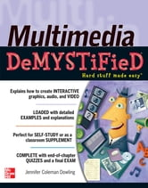 Multimedia Demystified ebook by Jennifer Coleman Dowling
