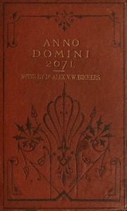 Anno Domini 2071 (Illustrated) ebook by Pieter Harting