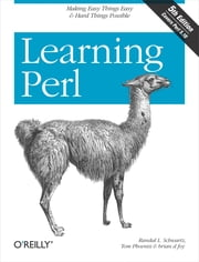 Learning Perl ebook by Randal L. Schwartz,Tom Phoenix,brian d foy