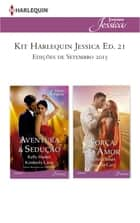 Kit Harlequin Jessica Set.15 - Ed. 21 ebook by Kelly Hunter, Susanna Carr, Kimberly Lang, Michelle Smart