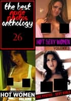 The Best Nude Photos Anthology 26 - 3 books in one ebook by Melody Barker, Michelle Moseley, Dianne Rathburn