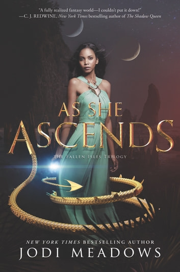 As She Ascends ebook by Jodi Meadows