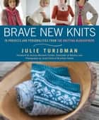Brave New Knits: 26 Projects and Personalities from the Knitting Blogosphere ebook by Julie Turjoman