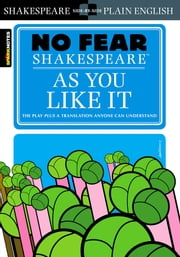 As You Like It (No Fear Shakespeare) ebook by SparkNotes