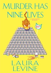 Murder Has Nine Lives ebook by Laura Levine