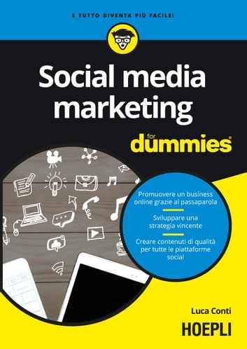 Social media marketing for dummies eBook by Luca Conti