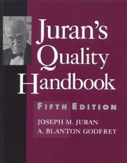 Juran's Quality Handbook ebook by Juran, J.M.