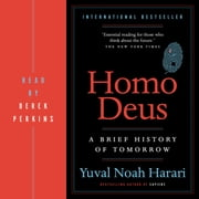Homo Deus - A Brief History of Tomorrow livre audio by Yuval Noah Harari