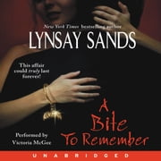 A Bite to Remember audiobook by Lynsay Sands