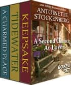 A Second Chance At Love Boxed Set - Three Complete Novels ebook by Antoinette Stockenberg