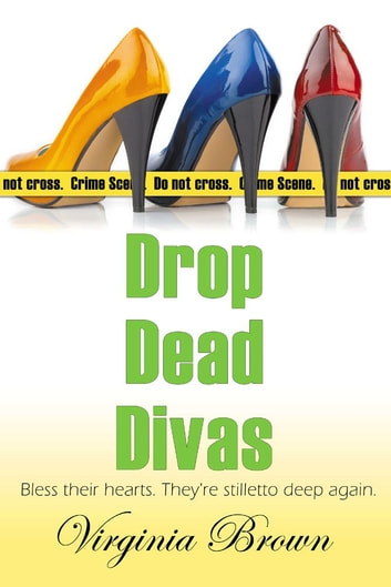 Drop Dead Divas ebook by Virginia Brown