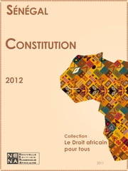 Sénégal - Constitution ebook by Sénégal