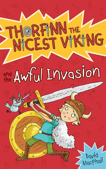 Thorfinn and the Awful Invasion ebook by David MacPhail
