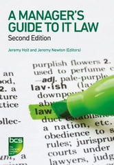 A Manager's Guide to IT Law ebook by