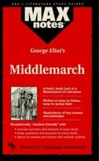 Middlemarch (MAXNotes Literature Guides) ebook by Gail Rae