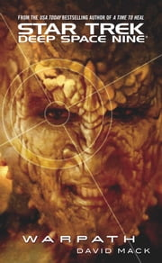 Star Trek: Deep Space Nine: Warpath ebook by David Mack