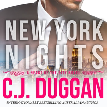 New York Nights - A Heart of the City romance Book 2 audiobook by C.J. Duggan
