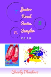 TSN Junior Novel Series Sampler 2013 ebook by Charly Manlove