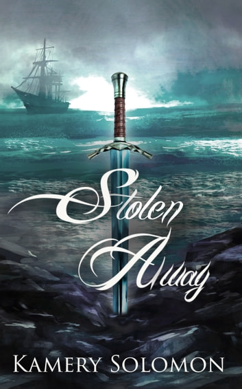 Stolen Away - A Time Travel Romance ebook by Kamery Solomon