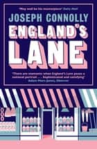England's Lane ebook by Joseph Connolly