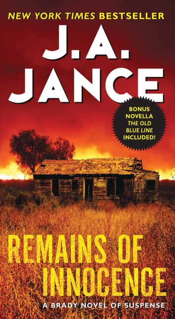 Remains of Innocence - A Brady Novel of Suspense ebook by J. A Jance