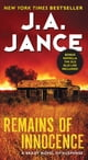 Remains of Innocence - A Brady Novel of Suspense ebook by J. A. Jance