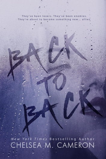 Back To Back ebook by Chelsea M. Cameron