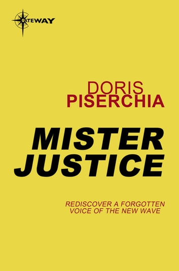 Mister Justice ebook by Doris Piserchia
