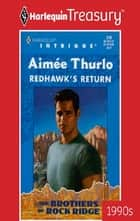 Redhawk's Return ebook by Aimee Thurlo
