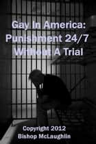 Gay In America: Punishment 24/7 Without A Trial ebook by Clint McLaughlin