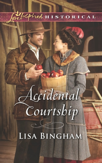 Accidental Courtship (Mills & Boon Love Inspired Historical) (The Bachelors of Aspen Valley, Book 1) ebook by Lisa Bingham